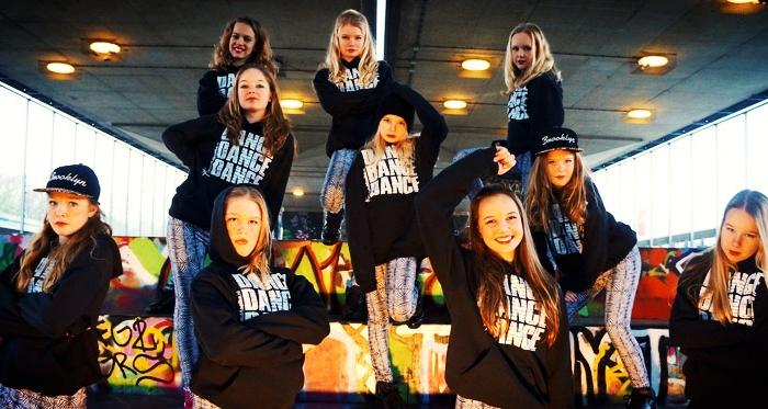 Demoteam Dansstudio Maaike