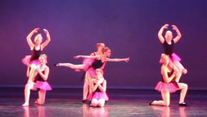 klassiek ballet - modern
